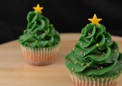 Cupcakes navideños-1