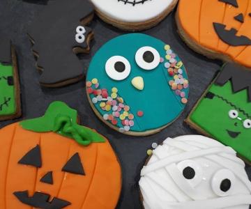 Galletas Halloween