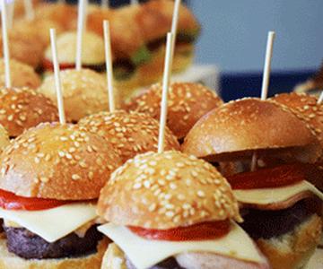 Mini burgers Halloween-1